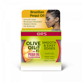 ORS Olive Oil With Pequi Oil Smooth & Easy Edges Hair Gel