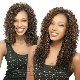 MODEL EQUAL SYN SASSY CURL WAVE