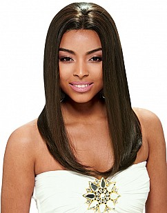 100% REMY HUMAN HAIR FULL LACE GANGA WIG