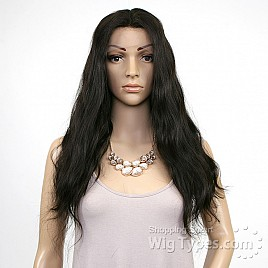 Janet Collection 100% Unprocessed Remy Human Hair Lace Wig - BRA