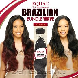 EQUAL BRAZILIAN BUNDEL WAVE 16""