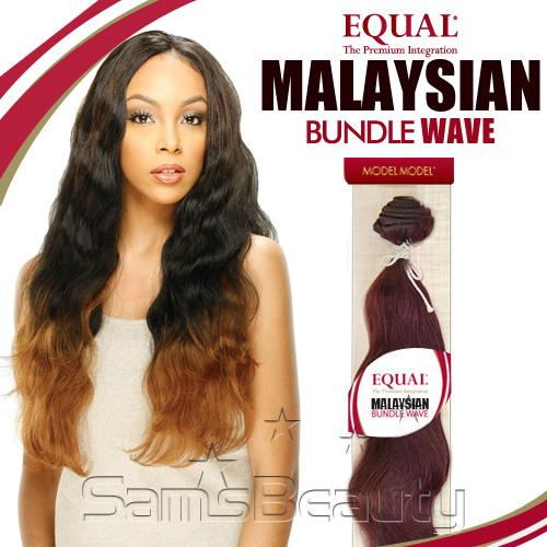 EQUAL MALASIYAN BUNDEL WAVE 16""
