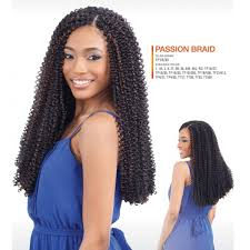 MODEL MODEL SYNTHETIC HAIR BRAIDS GLANCE PASSION BRAID