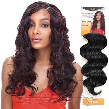 MODEL MODEL SYNTHETIC HAIR BRAIDS GLANCE SWIRL CURL