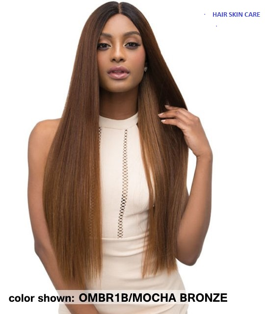 Janet Collection Extended Part Deep Swiss Lace Front Wig LEAH