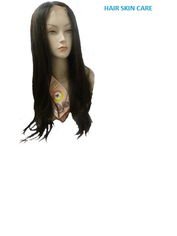 Brazilian Full Lace HH natural Straight XL Wig