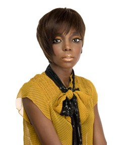 SLEEK 100%HUMAN HAIR WIG CHANELLE