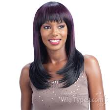 MODEL MODEL PREMIUM SYNTHETIC WIG NUBER