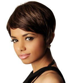 SLEEK 100%HUMAN HAIR WIG AUDREY
