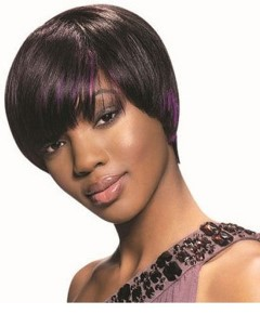 SLEEK 100%HUMAN HAIR WIG ELLA