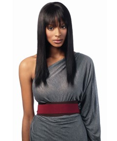 SLEEK 100%HUMAN HAIR WIG SUPERB