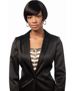 SLEEK 100%HUMAN HAIR WIG CECILIA