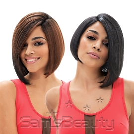 Janat Lace Front Wig Straight u part wiked